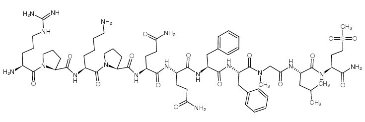 [Sar9, Met(O2)11]-Substance P